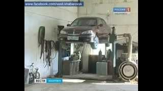 Вести Хабаровск  Плохой бензин