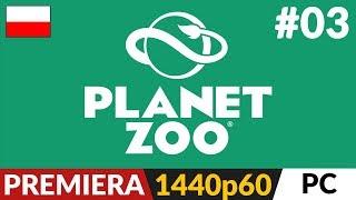 Planet Zoo PL  #3 (odc.3 Kampania)  Pandy w ZOO! | Gameplay po polsku 4K
