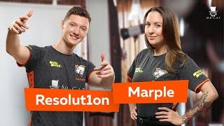 Resolut1on о переходе в VP, оффлейне и новом сезоне
