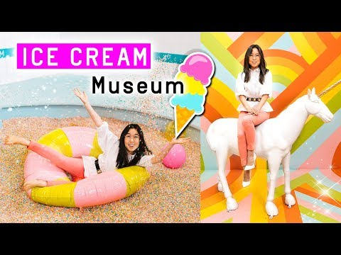 ICE CREAM MUSEUM in San Francisco