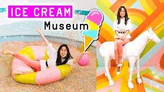 ICE CREAM MUSEUM in San Francisco