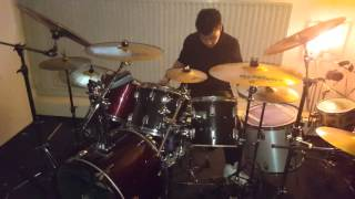 Sheppart - Geronimo (Drum cover by Mate Koci)