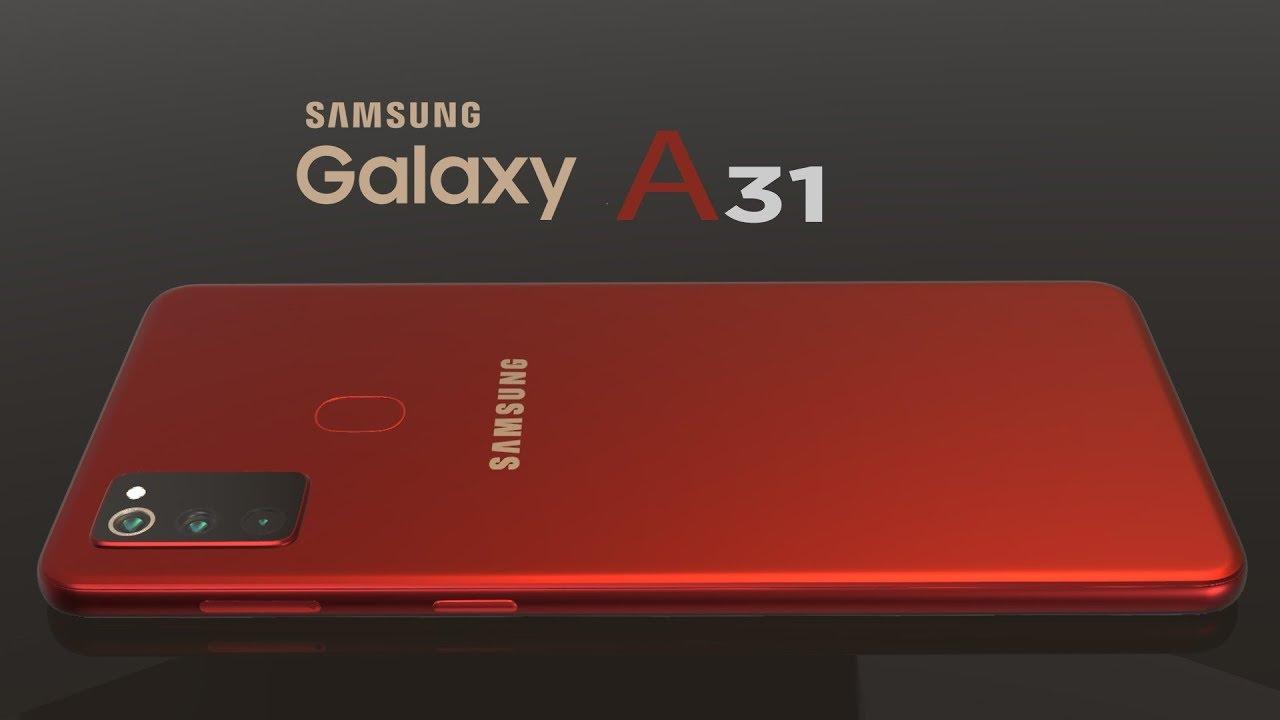 Samsung Galaxy A31 Test Chip