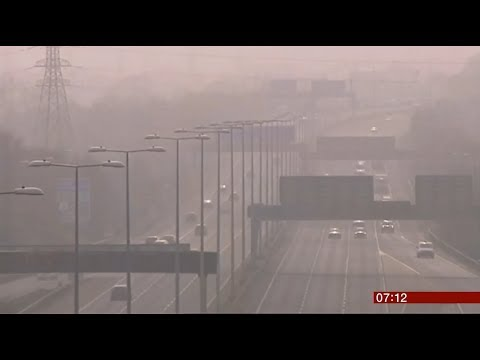 World asthma risk to children from traffic (Global) - BBC News - 11th April 2019