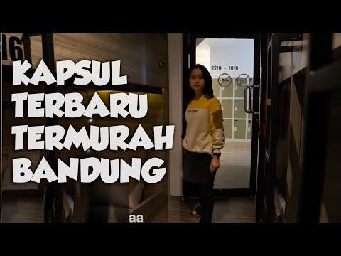 Hotel Kapsul Backpacker Bandung - Vlogritte