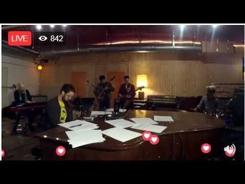 Darren Criss Facebook Live