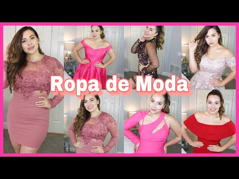 ROPA DE MODA 2019, FASHION NOVA, ME MEDÍ TODO