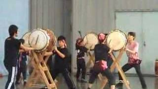 Japanese Drumming Sounds