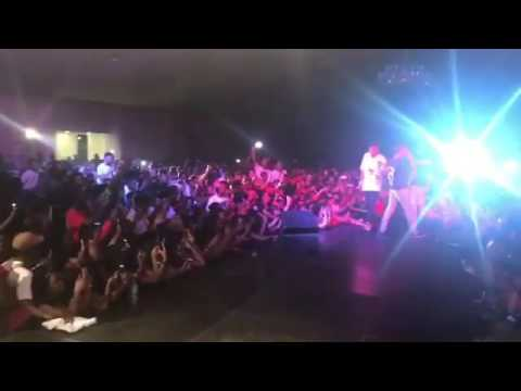 Migos - Bad and boujee live in Nigeria