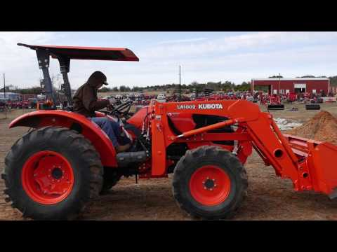 Demo Of Used Kubota 5640SU Tractor For Sale At Big Red's Equipment