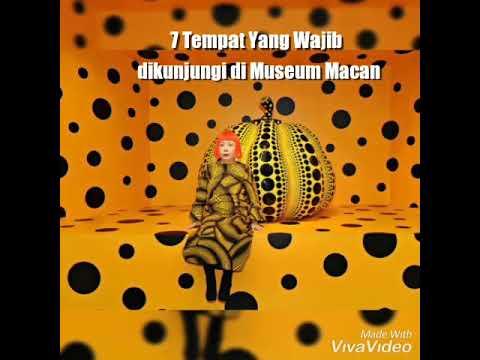 7 Tempat Yang Wajib Dikunjungi Di Museum Macan