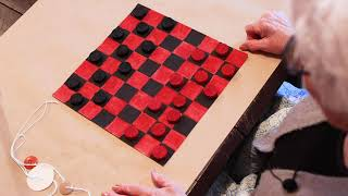 Safe at Home Manitoba and Woodlands Pioneer Museum Presents: Arty-Facts - Whirly Gigs and Checkers