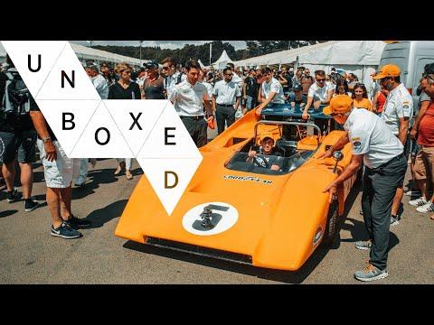 McLaren Unboxed   Glorious Goodwood   #FOS