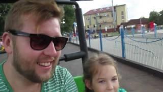 Съездили в Ялуторовск в лунопарк..