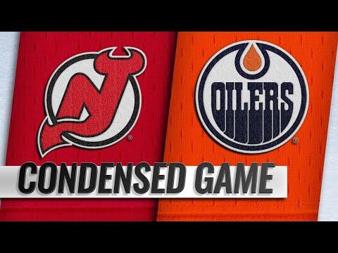 03/13/19 Condensed Game: Devils @ Oilers