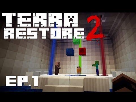 The Sequel: The Prequel -- Terra Restore 2 #1