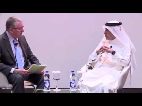 Interview with Group Chief Executive of Qatar Airways, Akbar Al Baker at ATM (May 2015)