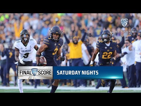 Recap: Cal football's defense holds off Colorado en route to 33-21 win