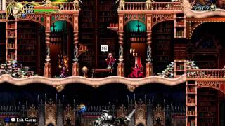 Castlevania Harmony Of Despair: Jonathan