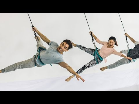 Fly High With This Bungee Workout Class