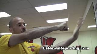 How To Punch W Th Power EsNews Boxing