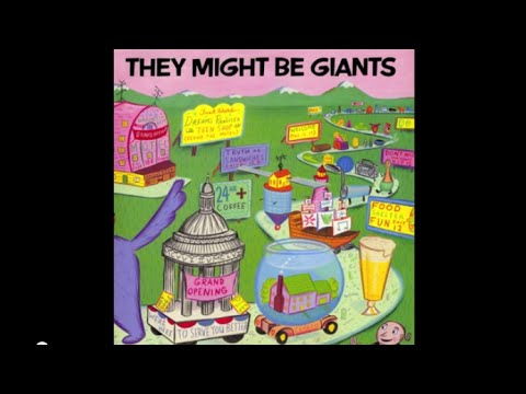 they might be giants boat of car