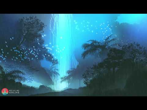 10 Hours Beat Insomnia, Soft Sleep Music with Rain Sounds, Fall Asleep Fast, Sleeping Music