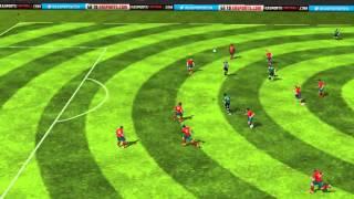 FIFA 13 iPhone/iPad - Lokomotiv vs. FC Krasnodar