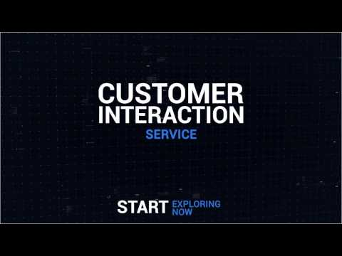 CUSTOMER INTERACTION SERVICE