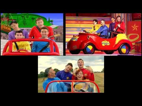 {Wiggly Comparisons} Toot Toot Chugga Chugga Big Red Car