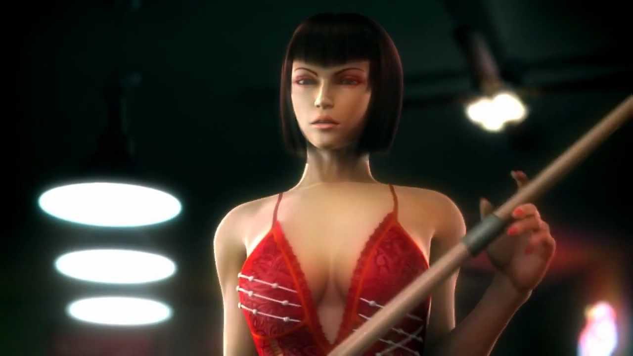 Tekken 6 Anna Williams Cinematic Ending Hd 720p Youtube