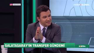 Galatasaray'ın transfer gündemi...