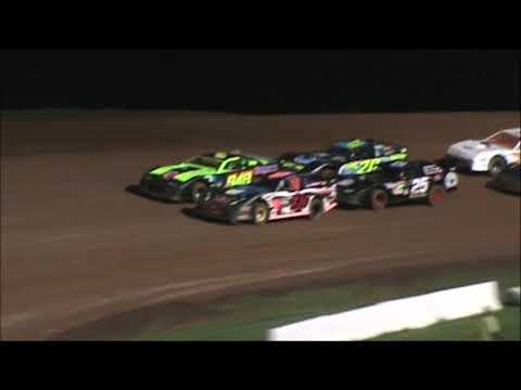 Jason Fosnaught Heat Race Lernerville Speedway 8/25/17
