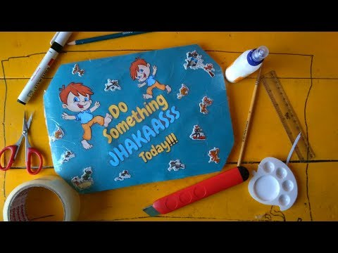 How To Make a Mousepad at Home | DIY Mousepad From Scratch | From Paper
