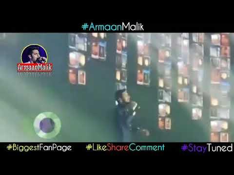 Satrange re | Masak kali | Armaan Malik | Live performance | Dubai | Republic  day 26 Jan 2018 |