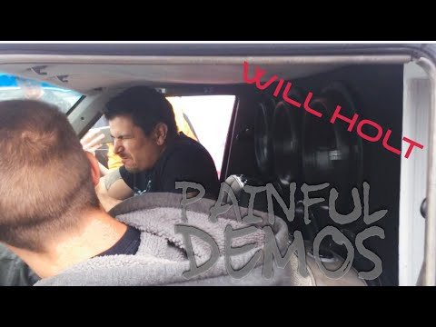 PAINFUL DEMOS in Will Holt's 161+ Jeep, plus bonus tap outs from TDH 2017!!!