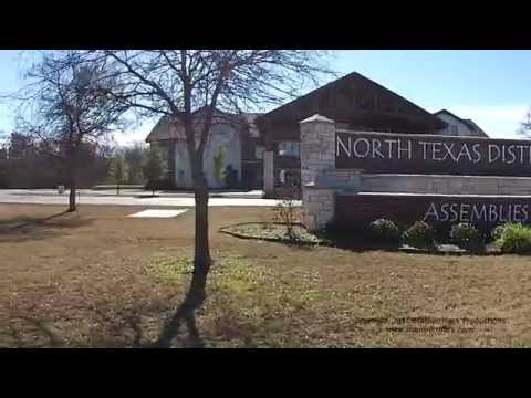 Lakeview Camp and Conference Center (Stock Aerial Footage)