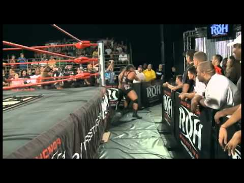 ROH Wrestling TV Ep 48 (Air Date 8/18/12) #WatchROH