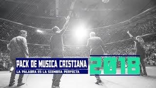 DESCARGAR PACK DE MUSICA CRISTIANA 2018