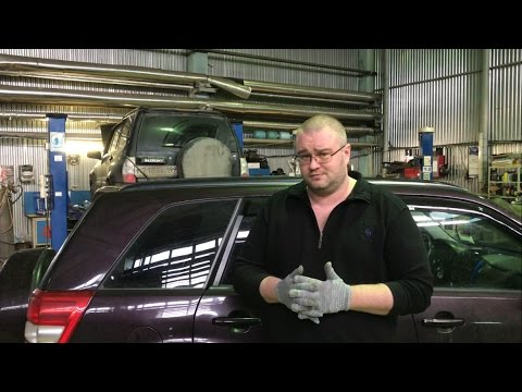 Suzuki Grand Vitara III основные неисправности