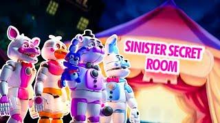 Sinister FNAF's Secret Room | Minecraft Five Nights at Freddy's Roleplay