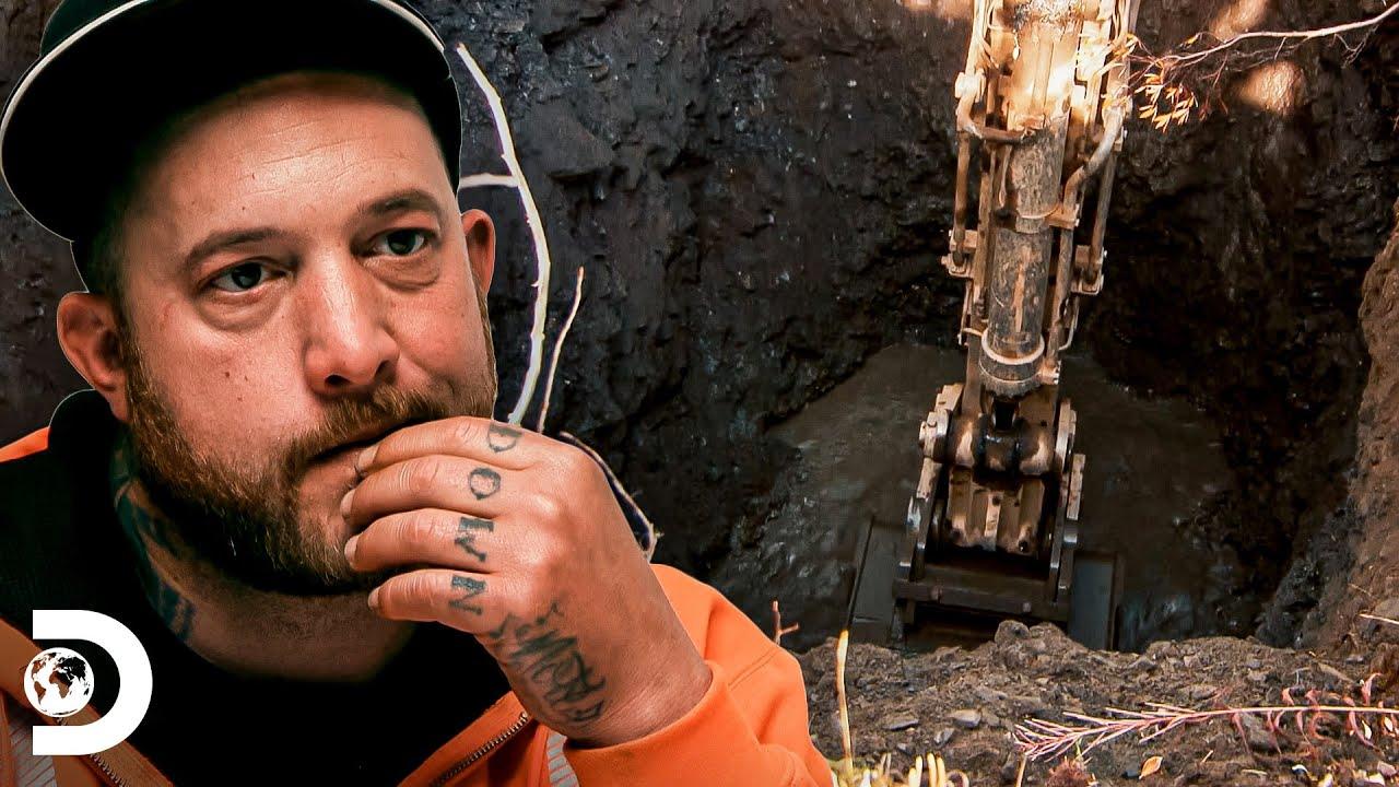 Download Rick Ness sospecha que alguien estuvo explorando su corte   Fiebre del Oro   Discovery Latinoamérica