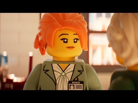 Download Youtube: The LEGO NINJAGO Movie - Me & My Minifig: Olivia Munn
