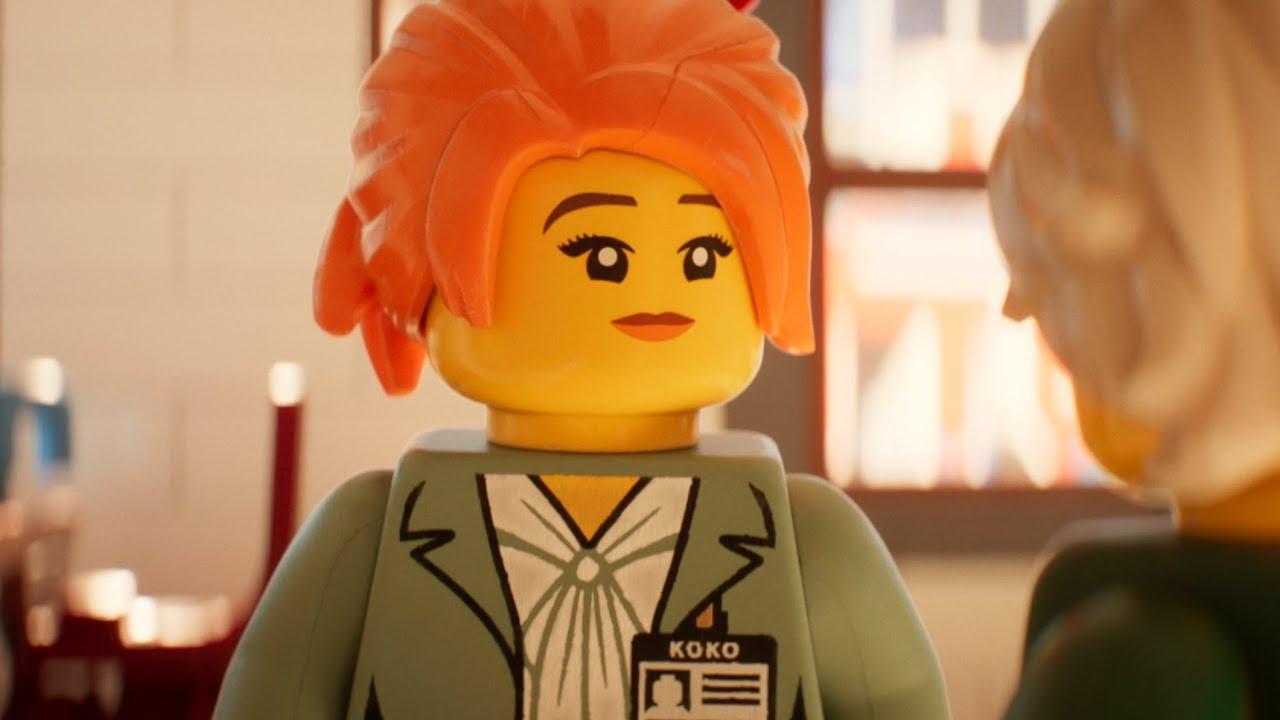 The Lego Ninjago Movie - Me  My Minifig Olivia Munn -7551