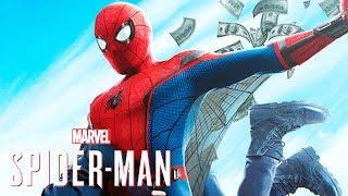 SPIDERMAN PS4  - THE BIG