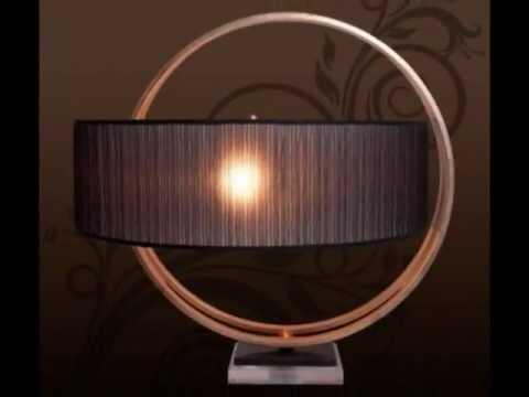 Lamparas de sobremesa lamparas dise o alta decoracion for Lamparas de exterior de diseno
