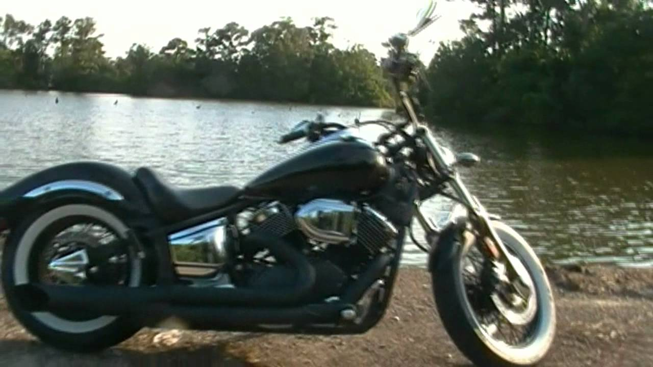Yamaha V Star Fairing