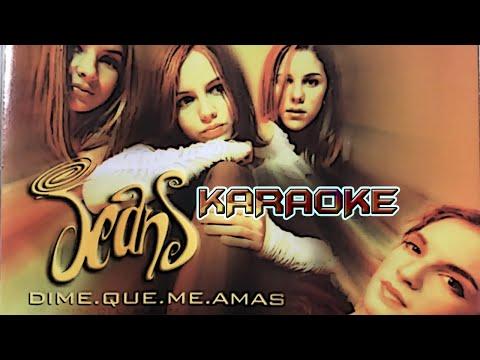 Jeans - Dime que me amas (Karaoke)