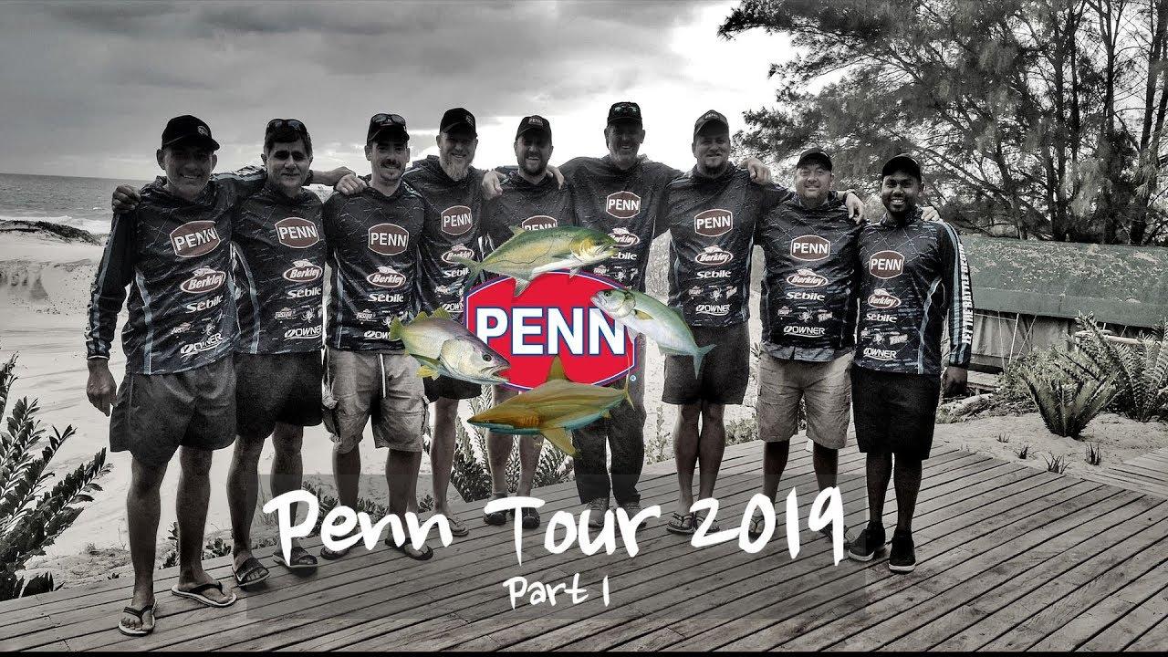 Download Penn Tour 2019 Mozambique Part 1