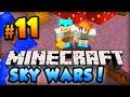 "Minecraft SKYWARS - ""SEFLIE WITH ALI-A!"" - Minecraft w/ Ali-A! #11"
